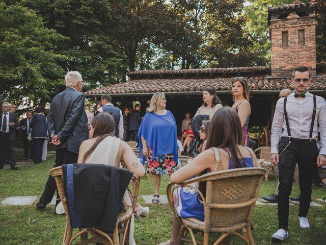 Il matrimonio di Alberto e Stefania a Albese con Cassano, Como 65