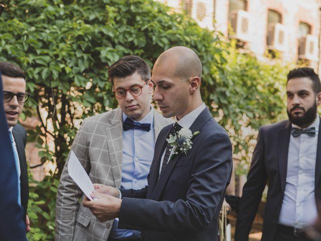 Il matrimonio di Alberto e Stefania a Albese con Cassano, Como 66