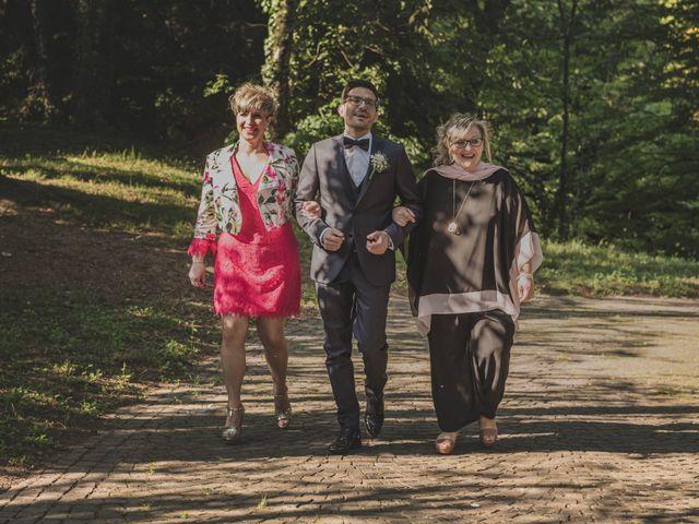 Il matrimonio di Alberto e Stefania a Albese con Cassano, Como 72