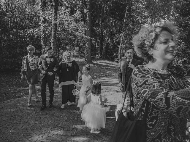 Il matrimonio di Alberto e Stefania a Albese con Cassano, Como 73