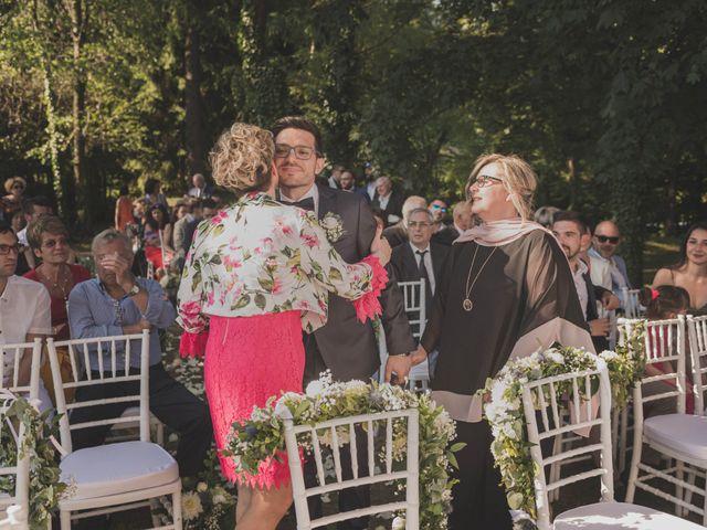 Il matrimonio di Alberto e Stefania a Albese con Cassano, Como 76
