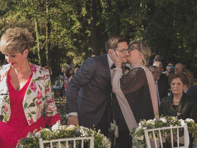 Il matrimonio di Alberto e Stefania a Albese con Cassano, Como 77