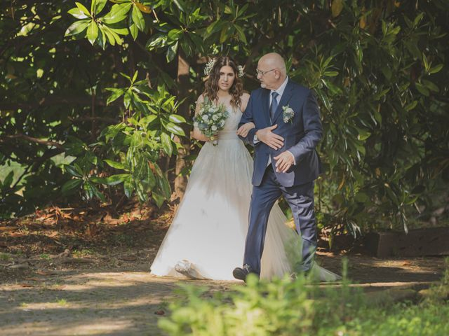 Il matrimonio di Alberto e Stefania a Albese con Cassano, Como 78