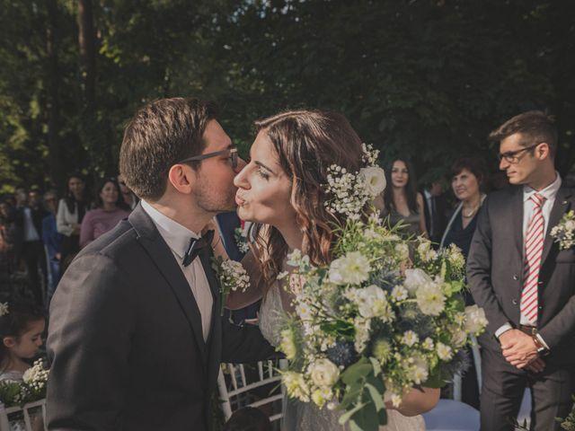 Il matrimonio di Alberto e Stefania a Albese con Cassano, Como 82