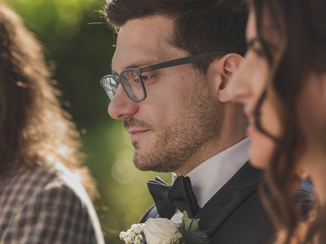 Il matrimonio di Alberto e Stefania a Albese con Cassano, Como 85