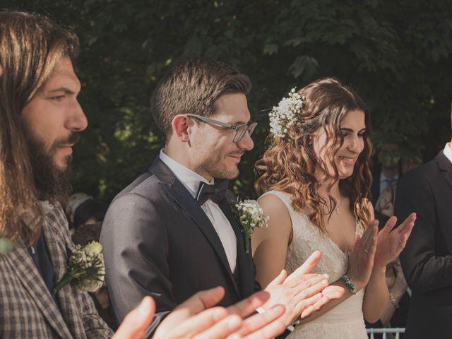 Il matrimonio di Alberto e Stefania a Albese con Cassano, Como 87