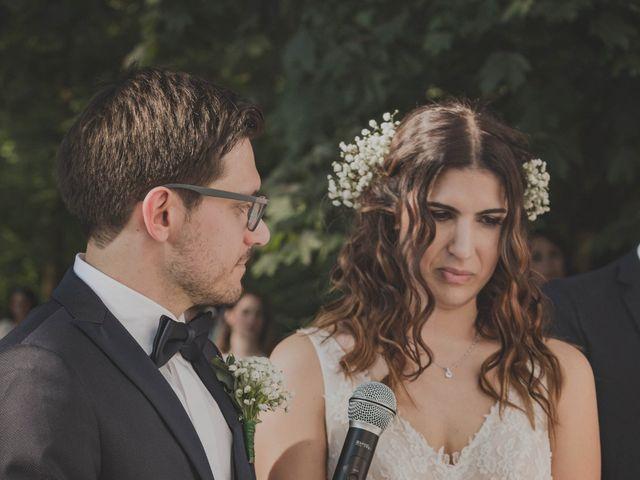Il matrimonio di Alberto e Stefania a Albese con Cassano, Como 89