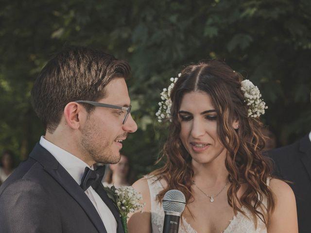 Il matrimonio di Alberto e Stefania a Albese con Cassano, Como 90
