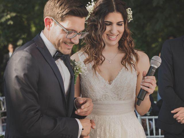Il matrimonio di Alberto e Stefania a Albese con Cassano, Como 91
