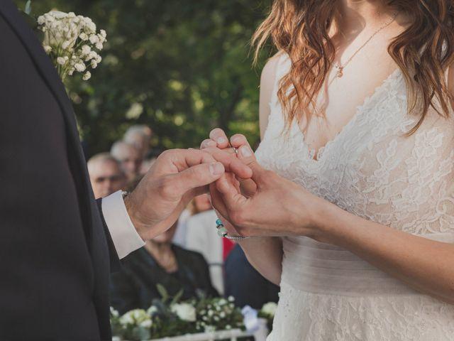 Il matrimonio di Alberto e Stefania a Albese con Cassano, Como 94