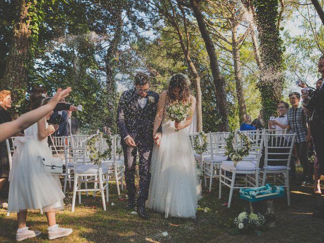 Il matrimonio di Alberto e Stefania a Albese con Cassano, Como 99