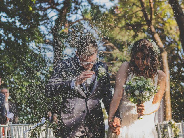 Il matrimonio di Alberto e Stefania a Albese con Cassano, Como 101