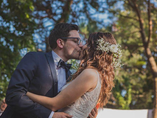Il matrimonio di Alberto e Stefania a Albese con Cassano, Como 102