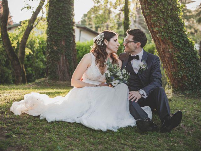 Il matrimonio di Alberto e Stefania a Albese con Cassano, Como 112
