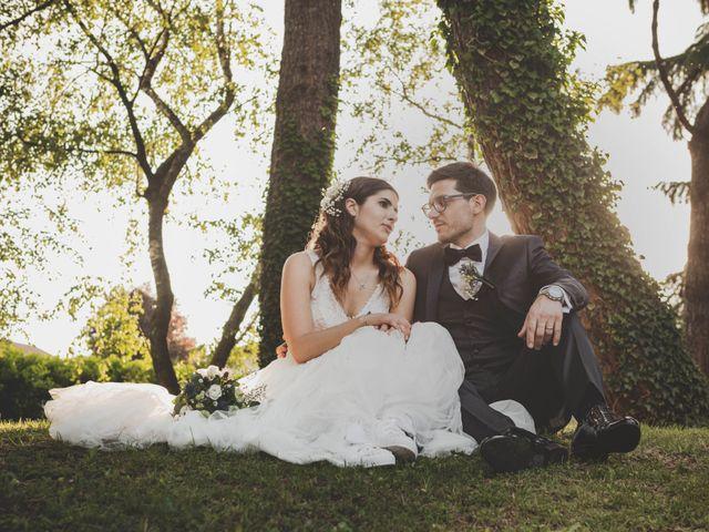 Il matrimonio di Alberto e Stefania a Albese con Cassano, Como 113