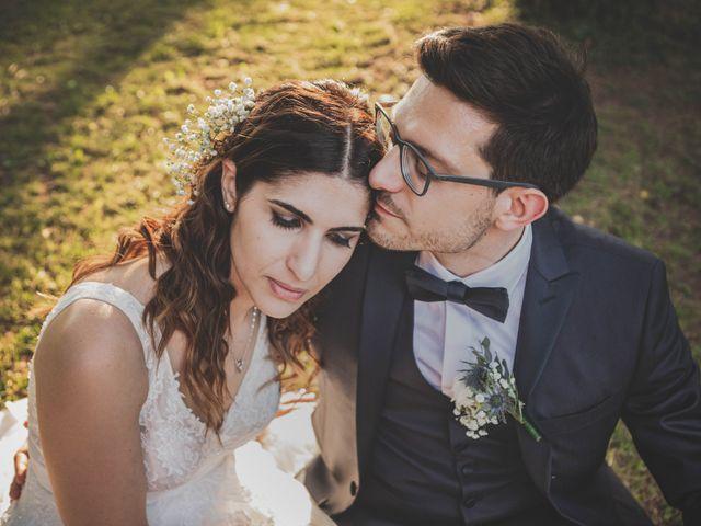 Il matrimonio di Alberto e Stefania a Albese con Cassano, Como 2