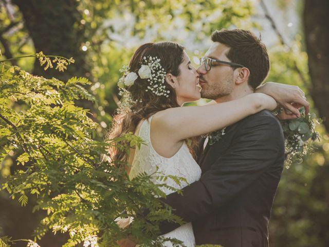 Il matrimonio di Alberto e Stefania a Albese con Cassano, Como 115