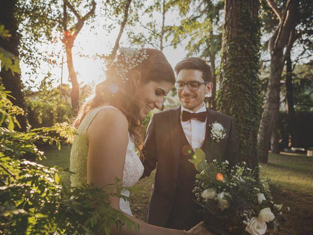Il matrimonio di Alberto e Stefania a Albese con Cassano, Como 116