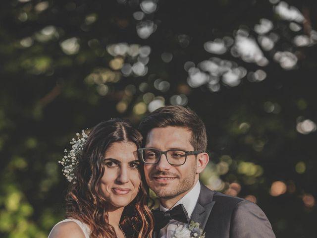 Il matrimonio di Alberto e Stefania a Albese con Cassano, Como 117