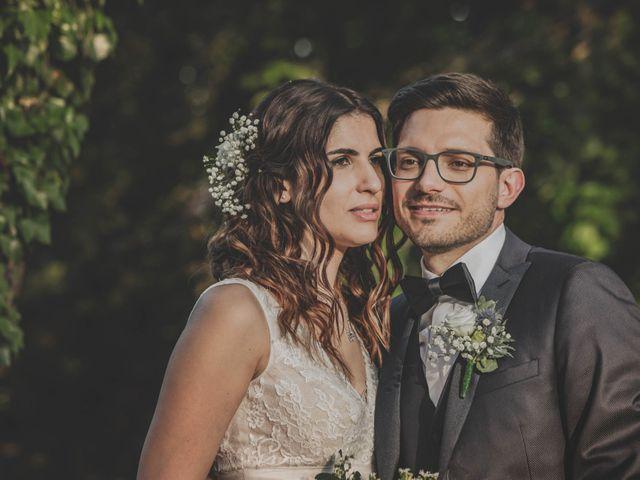 Il matrimonio di Alberto e Stefania a Albese con Cassano, Como 118