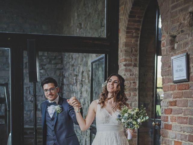 Il matrimonio di Alberto e Stefania a Albese con Cassano, Como 124