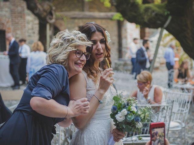 Il matrimonio di Alberto e Stefania a Albese con Cassano, Como 130