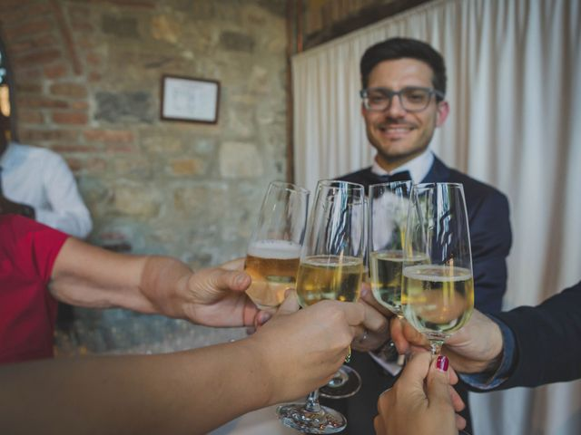 Il matrimonio di Alberto e Stefania a Albese con Cassano, Como 132