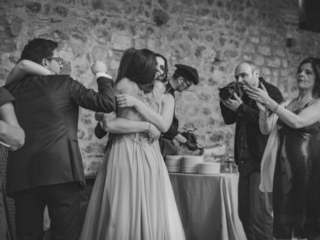 Il matrimonio di Alberto e Stefania a Albese con Cassano, Como 139