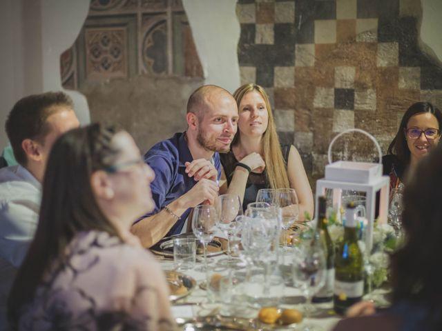 Il matrimonio di Alberto e Stefania a Albese con Cassano, Como 150