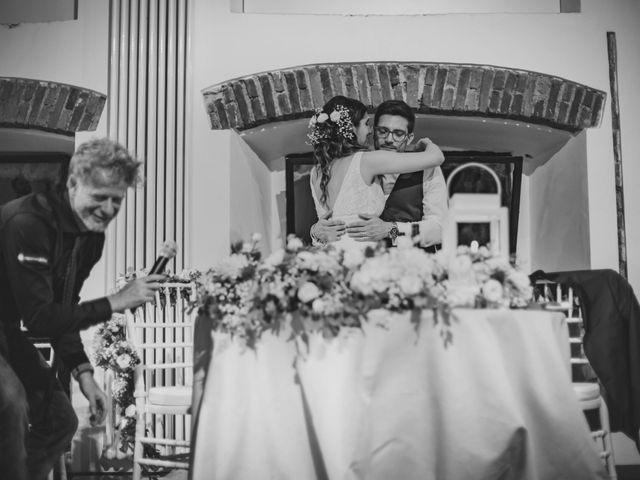 Il matrimonio di Alberto e Stefania a Albese con Cassano, Como 153