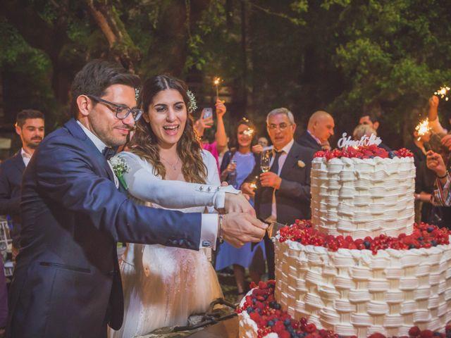 Il matrimonio di Alberto e Stefania a Albese con Cassano, Como 157