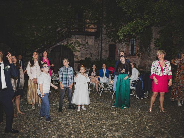 Il matrimonio di Alberto e Stefania a Albese con Cassano, Como 167