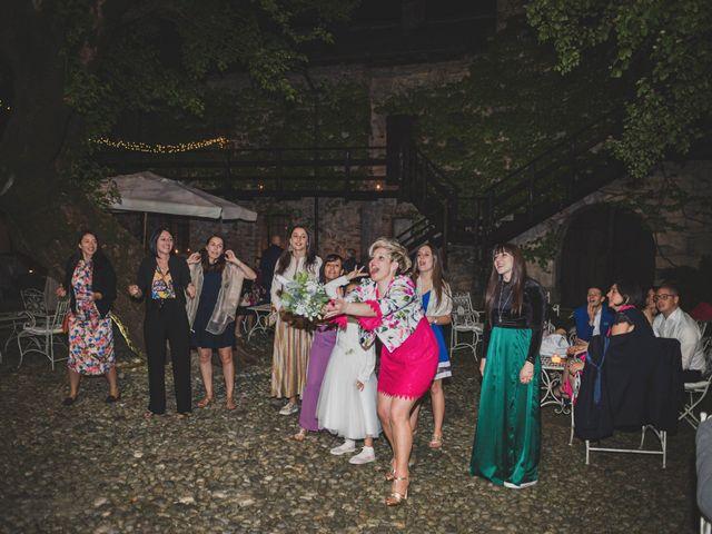 Il matrimonio di Alberto e Stefania a Albese con Cassano, Como 168