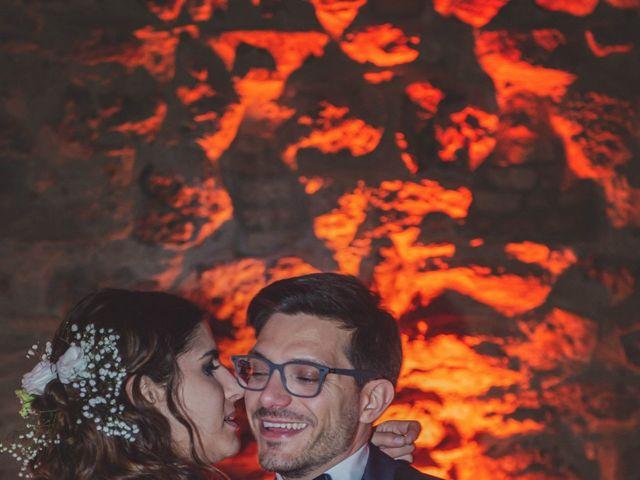 Il matrimonio di Alberto e Stefania a Albese con Cassano, Como 173