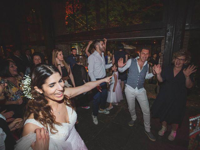 Il matrimonio di Alberto e Stefania a Albese con Cassano, Como 185