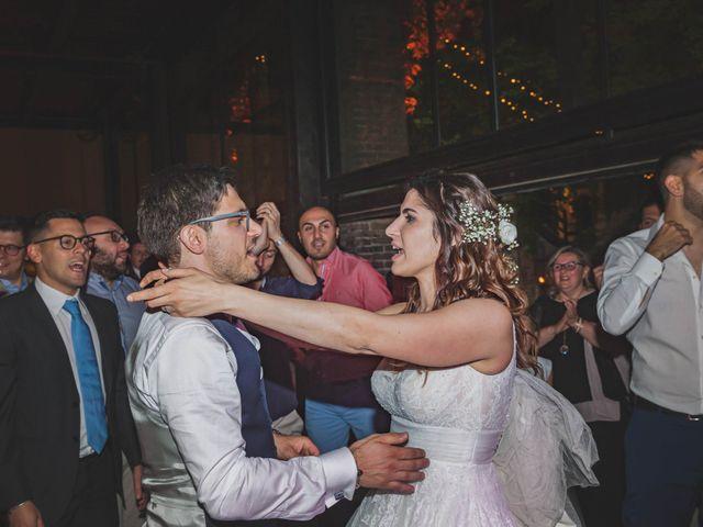Il matrimonio di Alberto e Stefania a Albese con Cassano, Como 192