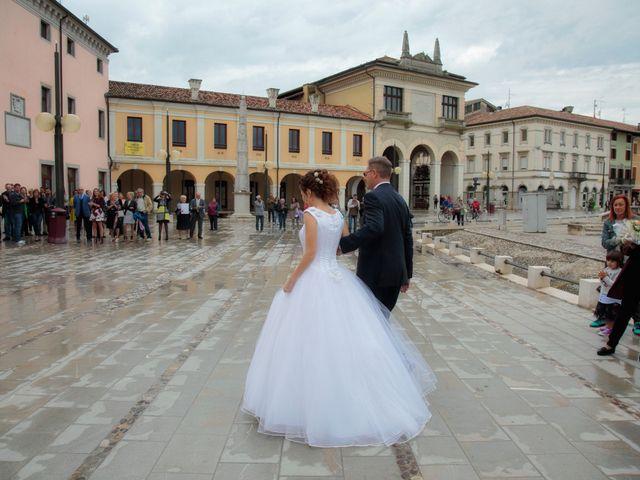 Il matrimonio di Ivan e Valentina a Palazzolo dello Stella, Udine 8