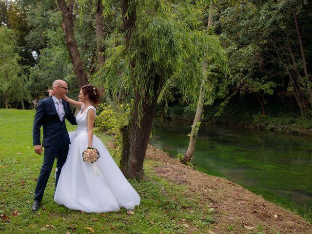 Le nozze di Valentina e Ivan