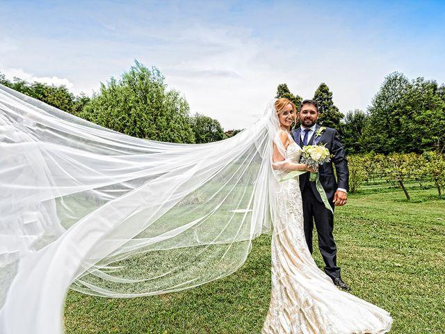 Le nozze di Denise e Matteo