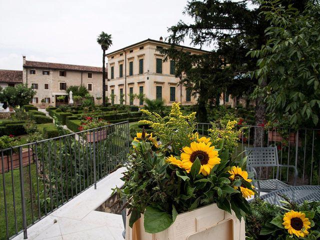 Il matrimonio di Andrea e Ernesta a Negrar, Verona 3