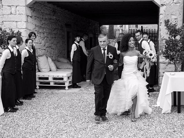 Il matrimonio di Andrea e Ernesta a Negrar, Verona 9