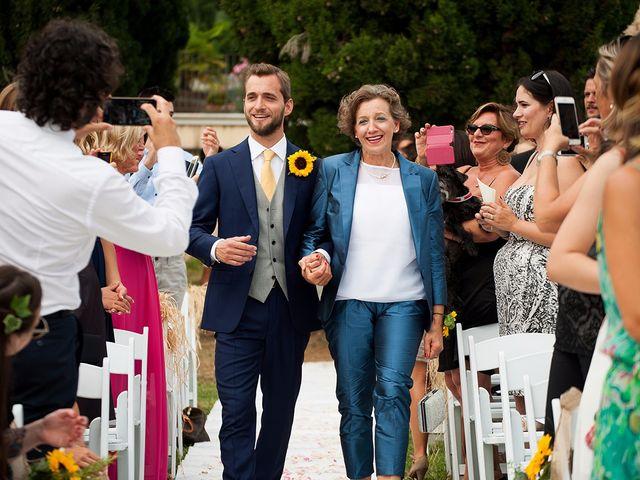 Il matrimonio di Andrea e Ernesta a Negrar, Verona 10