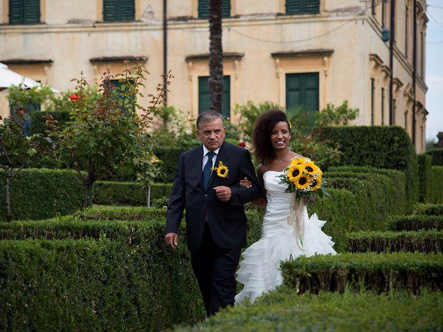 Il matrimonio di Andrea e Ernesta a Negrar, Verona 11