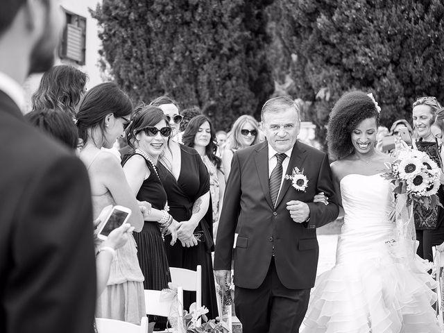 Il matrimonio di Andrea e Ernesta a Negrar, Verona 12