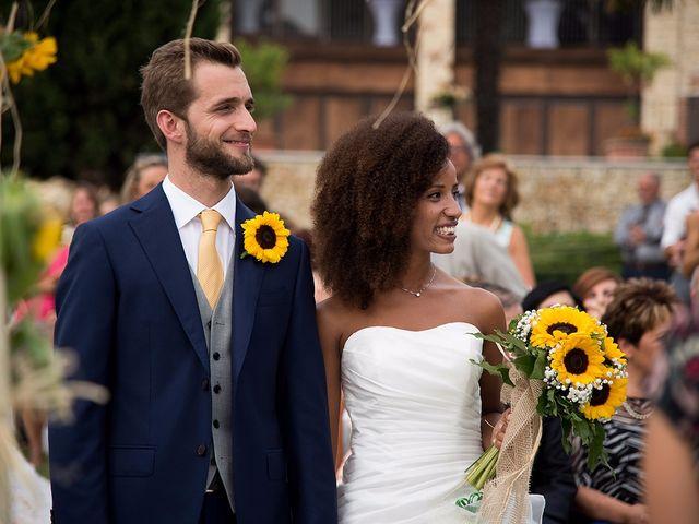 le nozze di Ernesta e Andrea