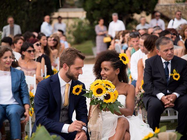 Il matrimonio di Andrea e Ernesta a Negrar, Verona 13