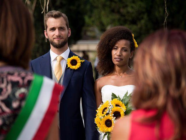 Il matrimonio di Andrea e Ernesta a Negrar, Verona 16