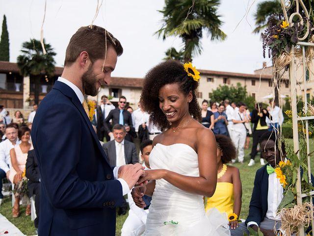 Il matrimonio di Andrea e Ernesta a Negrar, Verona 22