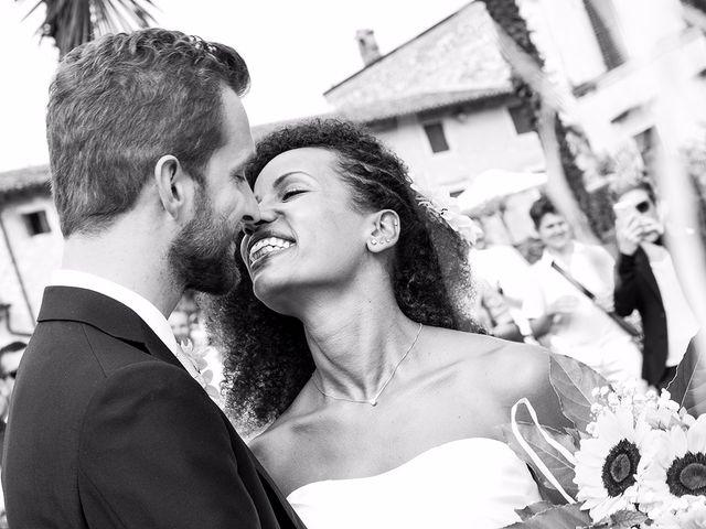 Il matrimonio di Andrea e Ernesta a Negrar, Verona 24