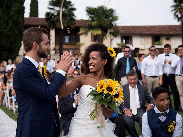 Il matrimonio di Andrea e Ernesta a Negrar, Verona 25